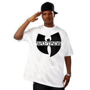 Wu-Wear Wu-Wear Logo T-Shirt white - S vyobraziť
