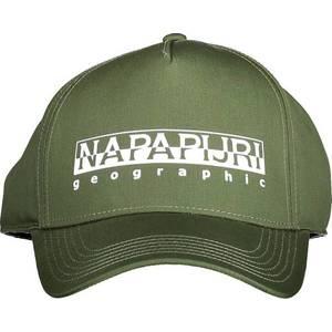 Napapijri pánska čiapka Farba: Zelená, Veľkosť: UNI vyobraziť