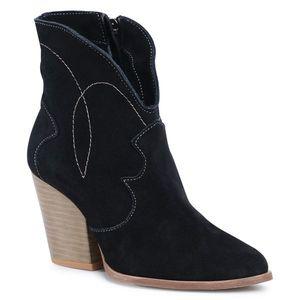 Kovbojské topánky vyobraziť