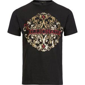 Billionaire pánske tričko Farba: čierna, Veľkosť: XS vyobraziť