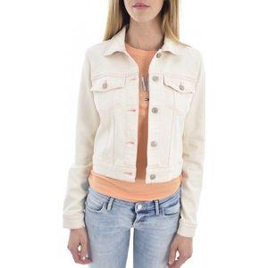 Guess dámska bunda Farba: Biela, Veľkosť: S vyobraziť
