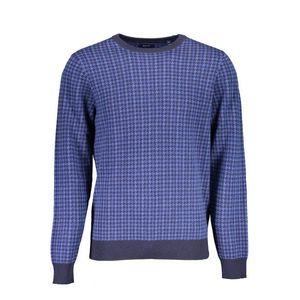GANT pánsky sveter Farba: Modrá, Veľkosť: M vyobraziť