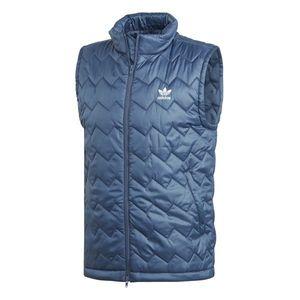 adidas Sst Puffy Vest modrá M vyobraziť