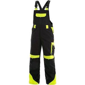 Canis Zimné pracovné nohavice s náprsenkou SIRIUS BRIGHTON - 44-46 vyobraziť