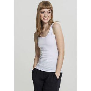 Urban Classics Ladies 2-Pack Basic Stretch Top white - M vyobraziť