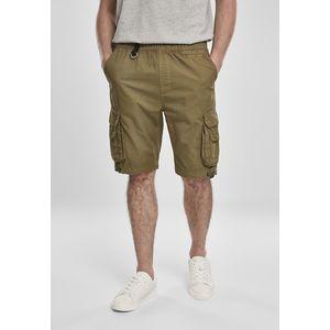 Urban Classics Double Pocket Cargo Shorts summerolive - S vyobraziť