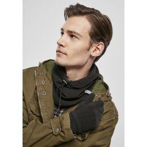 Set nákrčník + rukavice Urban Classics Fleece Winter Set black Veľkosť: L/XL vyobraziť