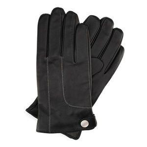Elegantné kožené rukavice pre pánov. vyobraziť