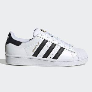 Detské Adidas Superstar Junior Cloud White - 36 - 4 - 3.5 - 22.1 cm vyobraziť