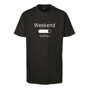 Mr. Tee Kids Weekend Loading 2.0 Tee black - 134/140 vyobraziť