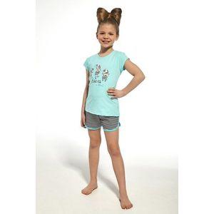Dievčenské pyžamo 247/66 Zebra vyobraziť