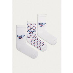 Reebok Classic - Ponožky (3-pak) vyobraziť