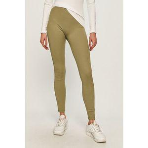 Zelené nohavice VERO MODA vyobraziť