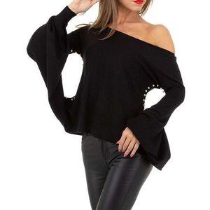 Dámsky extravagantné pulóver vyobraziť