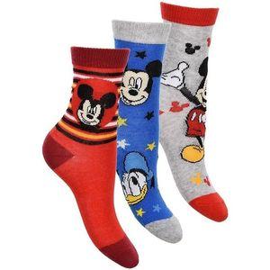 Mickey mouse disney ponožky pre chlapcov - vyobraziť