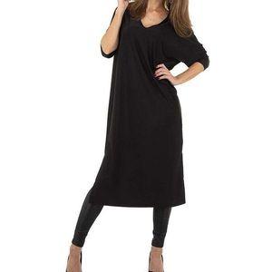 Dámske čierne šaty vyobraziť