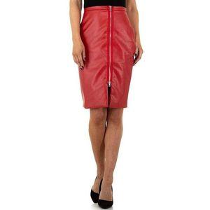Dámska koženková sukne Glo Story vyobraziť
