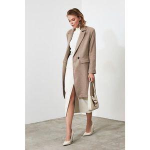 Dámsky kabát Trendyol Button vyobraziť