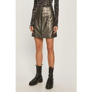 MAX&Co. - Kožená sukňa vyobraziť