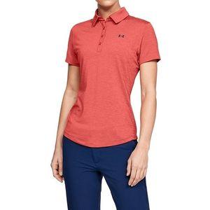 Dámske tričko s golierikom Under Armour Zinger Short Sleeve Polo vyobraziť