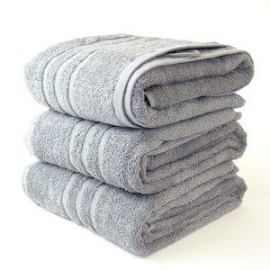 Dobrý Textil Osuška Economy 70x140 - Stříbrná vyobraziť