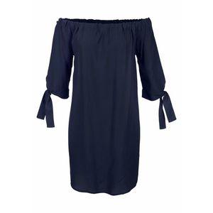 LASCANA Šaty modrá vyobraziť