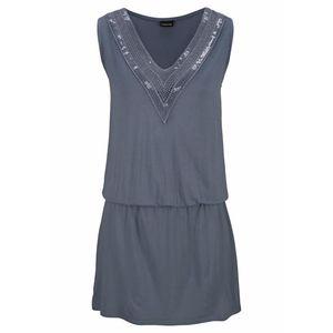 LASCANA Plážové šaty čadičová vyobraziť