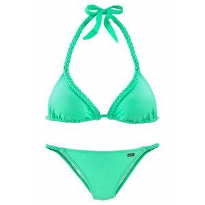 BUFFALO Bikiny zelená vyobraziť
