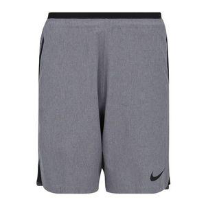 NIKE Športové nohavice 'FLEX REPEL NPC' sivá melírovaná / čierna vyobraziť