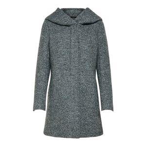 ONLY Prechodný kabát tmavozelená vyobraziť