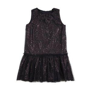 NAME IT Šaty tmavomodrá / ružové zlato vyobraziť