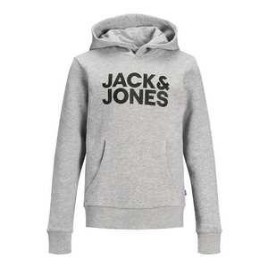 Jack & Jones Junior Mikina sivá vyobraziť