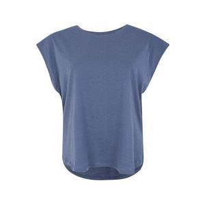 Urban Classics Curvy Tričko modrá vyobraziť