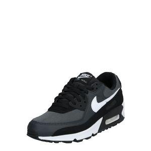 Nike Sportswear Nízke tenisky 'Air Max 90' čierna vyobraziť