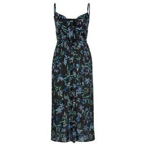 BUFFALO Letné šaty zmiešané farby / čierna vyobraziť