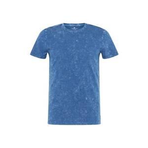 TOM TAILOR Tričko námornícka modrá vyobraziť