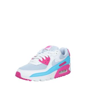 Nike Sportswear Nízke tenisky biela / vodová / cyklaménová vyobraziť