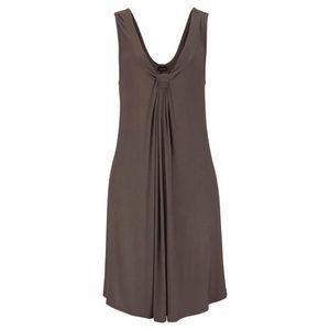 LASCANA Plážové šaty tmavošedá vyobraziť