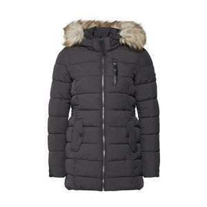 ONLY Zimný kabát tmavosivá vyobraziť