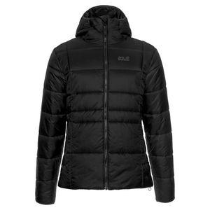 JACK WOLFSKIN Športová bunda 'Argon Thermic' čierna vyobraziť