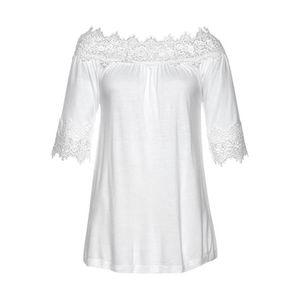 LASCANA Tričko biela vyobraziť