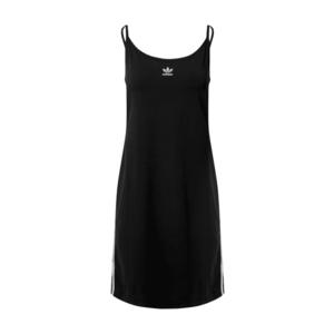 ADIDAS ORIGINALS Šaty čierna / biela vyobraziť