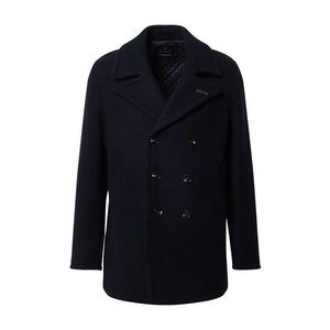 SCOTCH & SODA Prechodný kabát tmavomodrá vyobraziť
