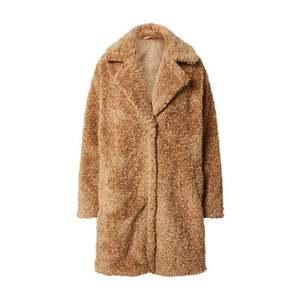 Herrlicher Zimný kabát 'Tabby' farba ťavej srsti vyobraziť