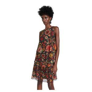 Desigual Šaty 'Vest Luisi' zmiešané farby vyobraziť