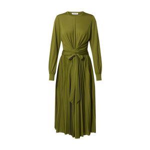 EDITED Košeľové šaty 'Ravena' zelená vyobraziť