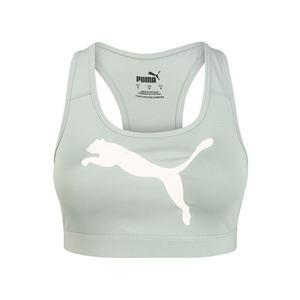 Biela športová podprsenka Puma vyobraziť