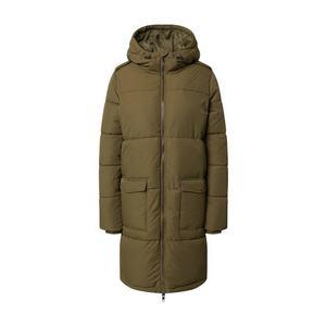OBJECT Zimný kabát 'ZHANNA' olivová vyobraziť
