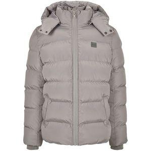 Urban Classics Zimná bunda sivá vyobraziť