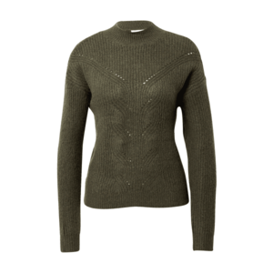 Tmavozelený sveter VILA vyobraziť